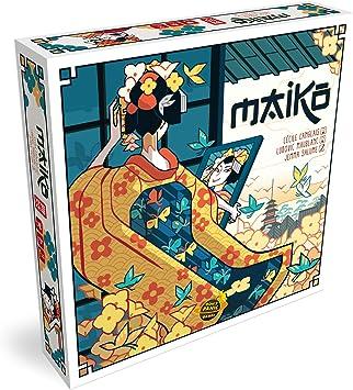 Dont Panic Games MAIKO DPG1012 - Juego de Mesa: Amazon.es: Juguetes y juegos