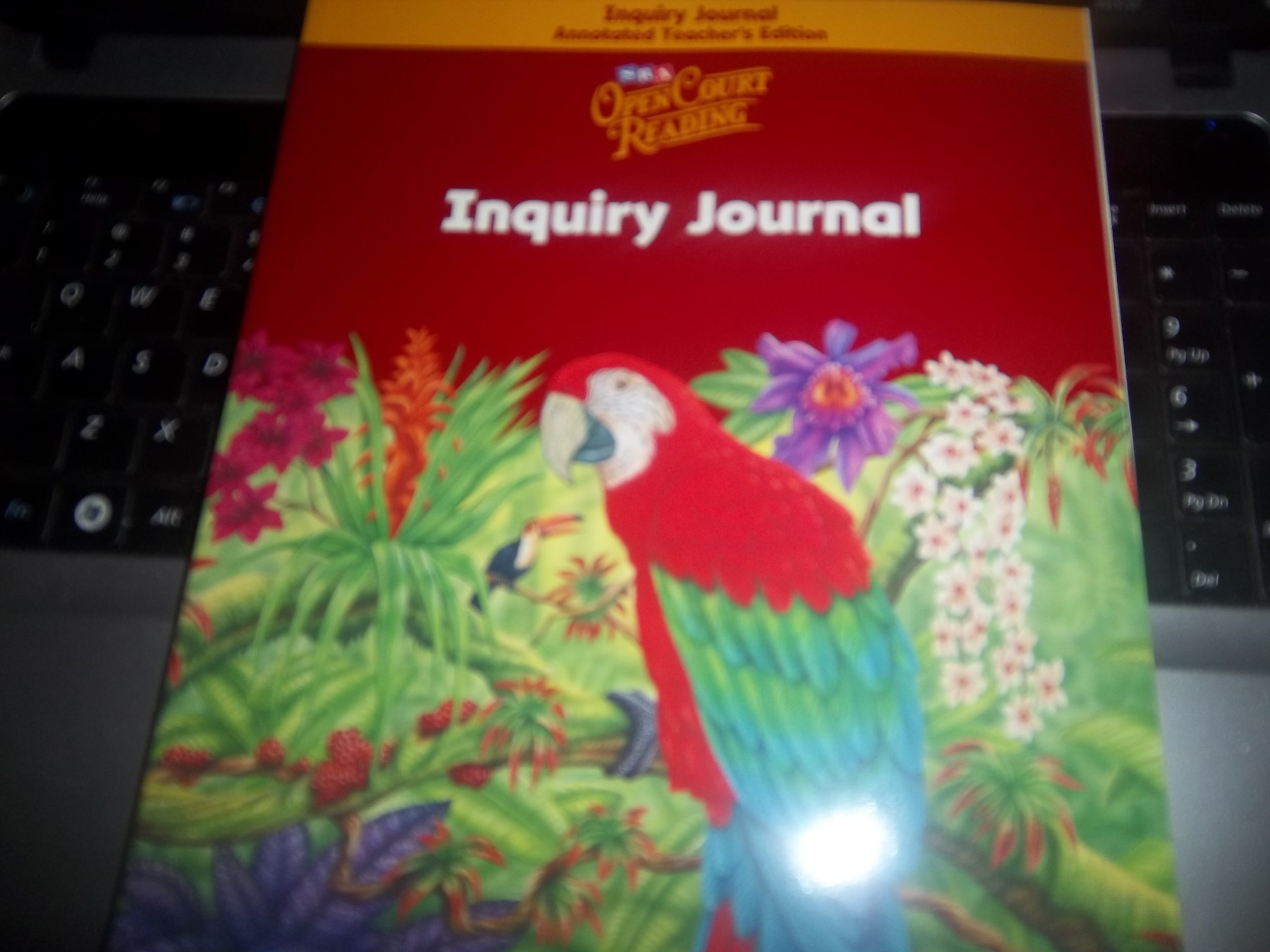 Read Online Open Court Reading - Inquiry Journal Annotated Teacher's Edition - Grade 6 pdf