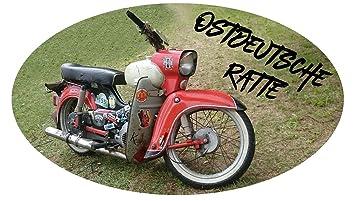 Aufkleber Ostdeutsche Ratte Sticker Jdm Stickerbomb Moped