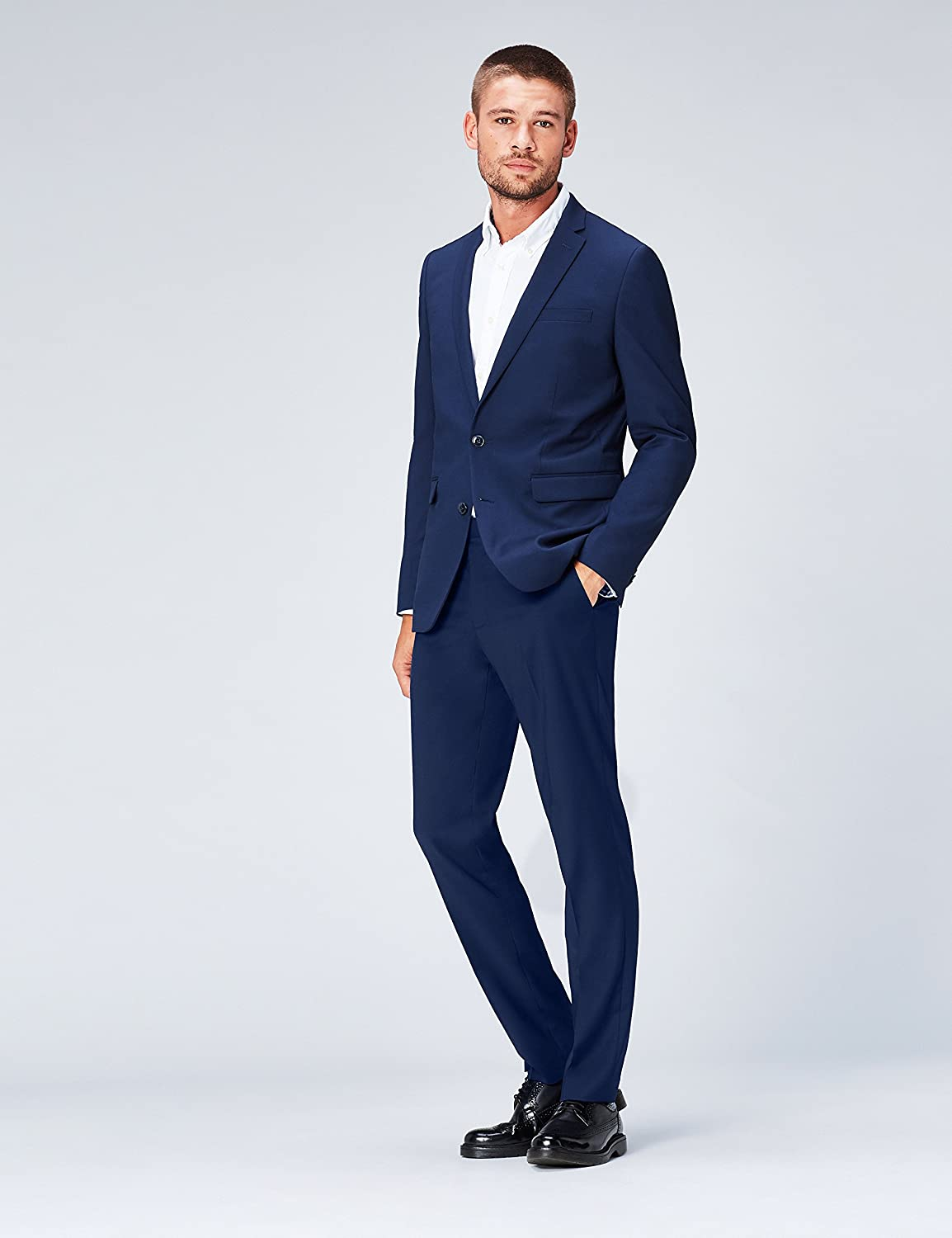 FIND Giacca Slim Fit Uomo