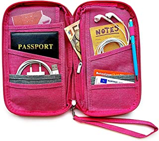 Portafogli da viaggio, organizer da viaggio, portadocumenti, documenti da viaggio, buona qualità buona qualità