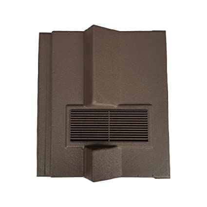 ROOF TILE VENT TO SUIT REDLAND DELTA TILES GREY