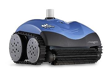 Maytronics Dolphin Hybrid RS2 - Robot de aspiración hidraulico, limpiafondo automático (suelo): Amazon.es: Jardín