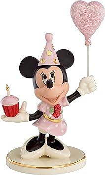 Amazon.com: Lenox Cumpleaños Cheer de Minnie: Home & Kitchen