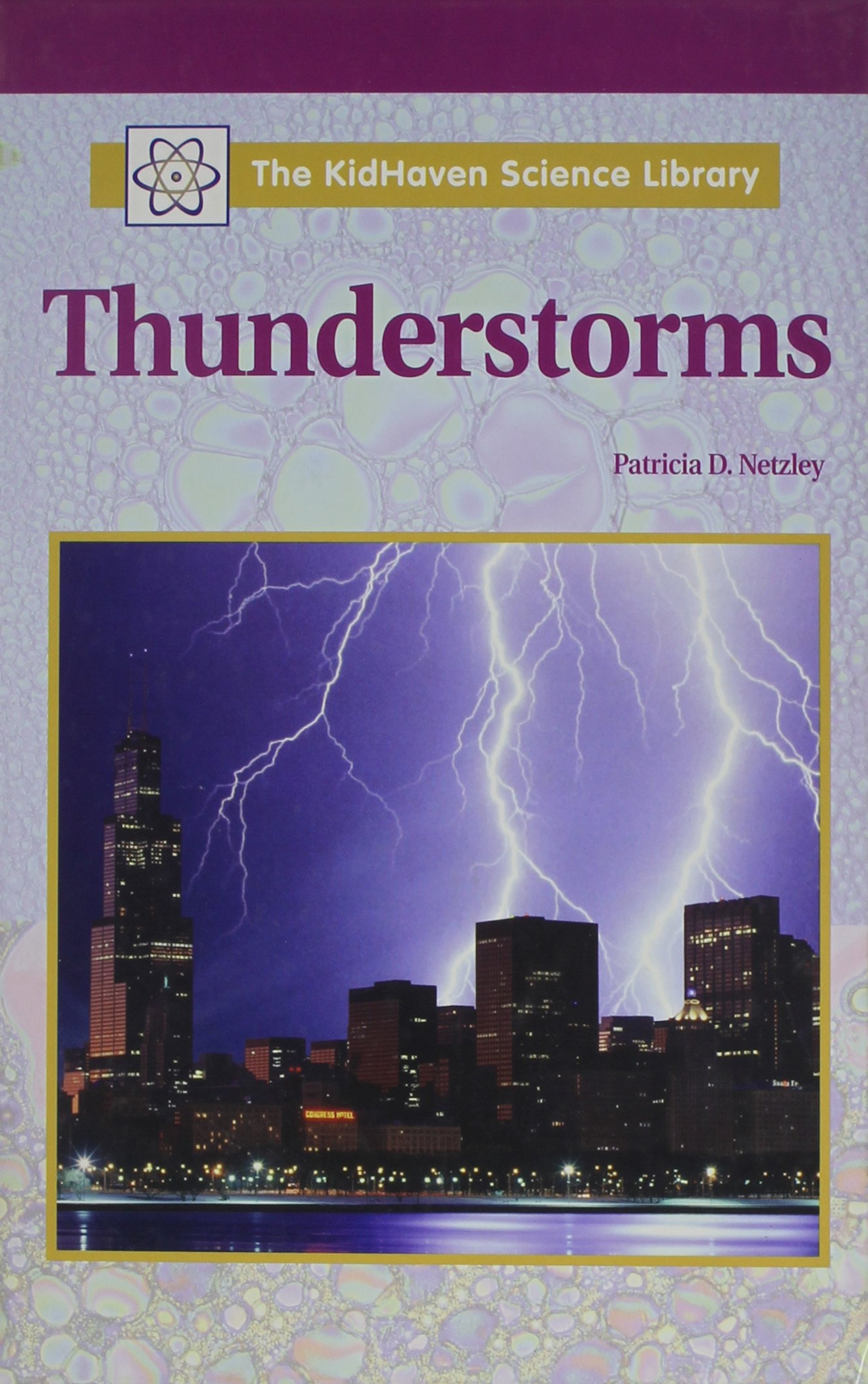 The KidHaven Science Library - Thunderstorms ebook