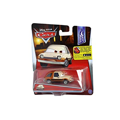 Disney / Pixar 2013 CARS 2 Movie 155 Die Cast Car TUBBS PACER: Toys & Games