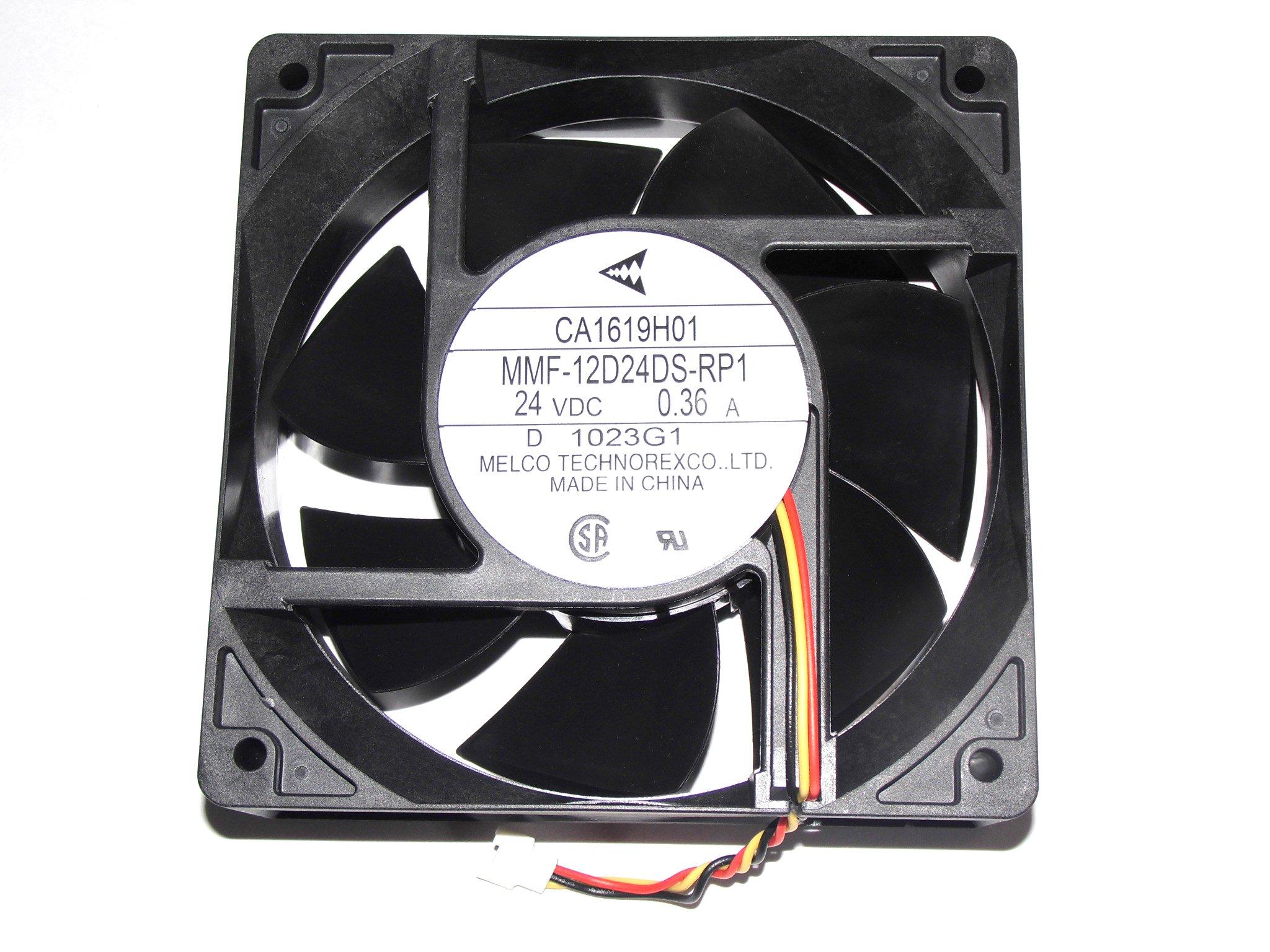 MITSUBISHI 120*38mm MMF-12D24DS-RP1 24V 0.36A CA1619H01 Server Fan,Inverter Fan,Cooling Fan