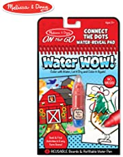Melissa & Doug On The Go Water Wow! Connect The Dots Water Reveal Pad