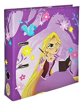 Undercover ravt0630 Carpeta A4 Escolar, Disney Rapunzel: Amazon.es: Juguetes y juegos