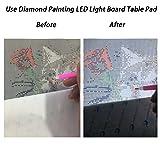 A4 LED Light Tablet Board Pad for DIY 5D Diamond