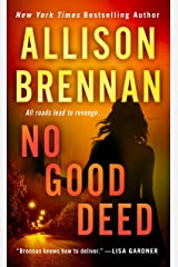 No Good Deed (Lucy Kincaid Novels Book 10) Kindle Edition