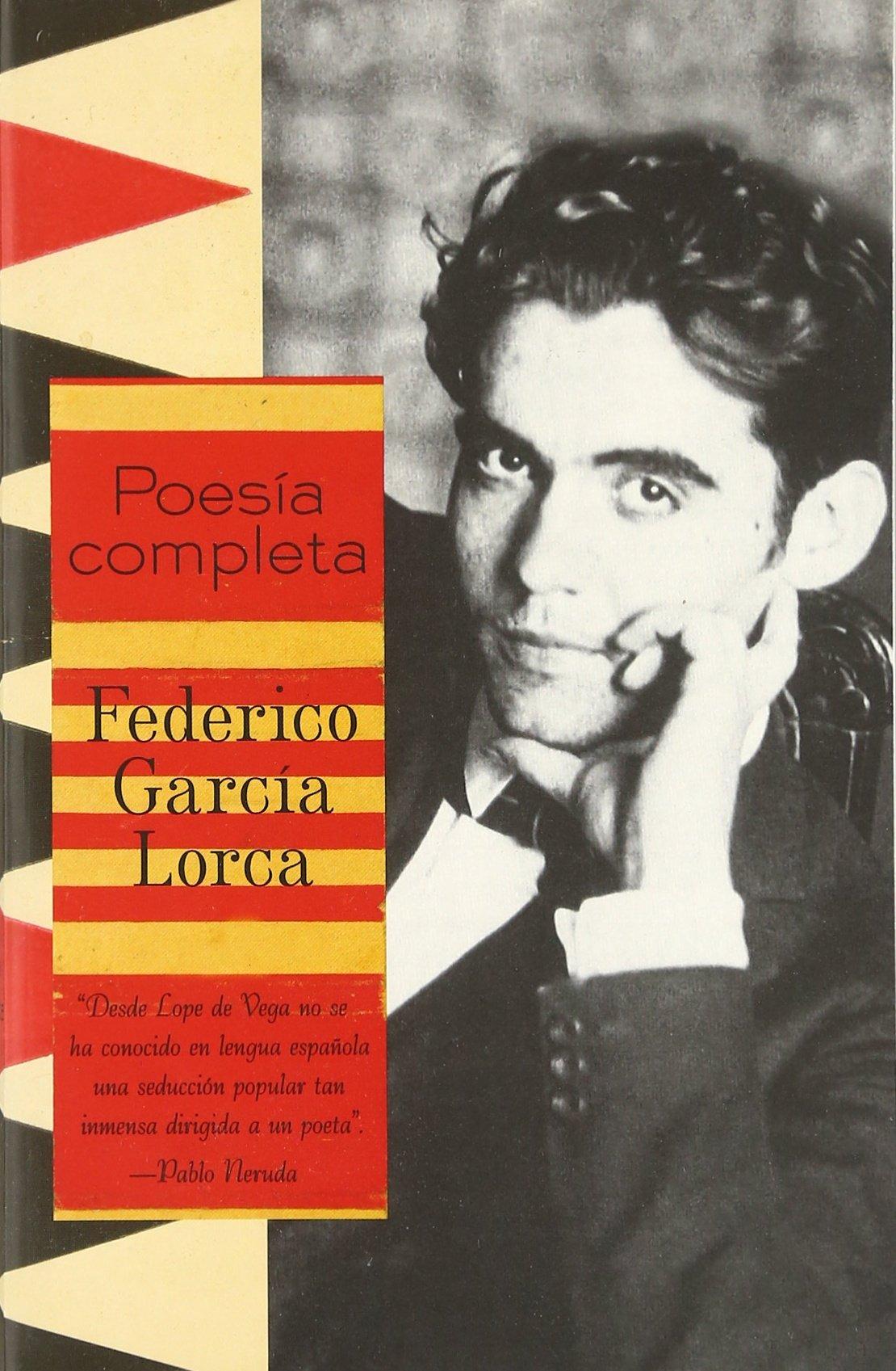 Poesia completa Spanish Federico Garc%C3%ADa product image