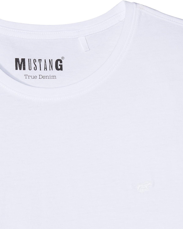 MUSTANG Herren T Shirt (2erPack)