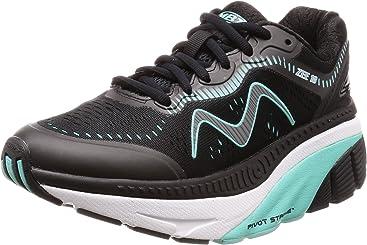 MBT Shoes Womens Zee 18 Athletic Shoe mesh lace-up