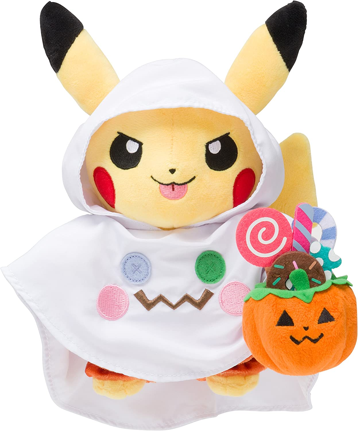 Halloween Pokemon Plushes Japan 2020 Amazon.com: Pokemon Center 8.6 Inch Pikachu Pokemon Halloween Time