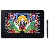 "Wacom DTH1320K0 Cintiq Pro 13"" Creative Pen Display, HD LCD Graphics Monitor, Dark Gray"