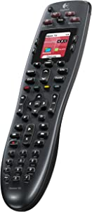 Logitech Harmony 700 Rechargeable Remote with Color Screen (Black) [Discontinued by Manufacturer]