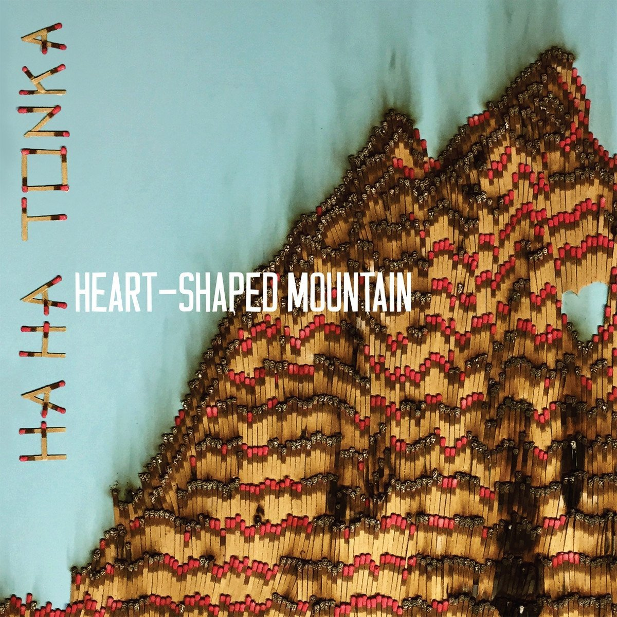 CD : Ha Ha Tonka - Heart-shaped Mountain (Digipack Packaging)