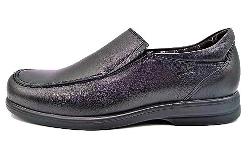 Retail ES Spain 9578, Zapatos sin Cordones Hombre, Negro (Black), 42 EU Fluchos