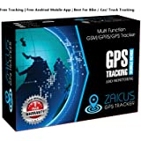 ZAICUS 4 Band car GPS Tracker GT02A Google Link Real Time Tracking Live Tracking