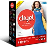 dryel - CRB-01144 at-Home Dry Cleaner Starter Kit - 4 Loads (Packaging Image May Vary)