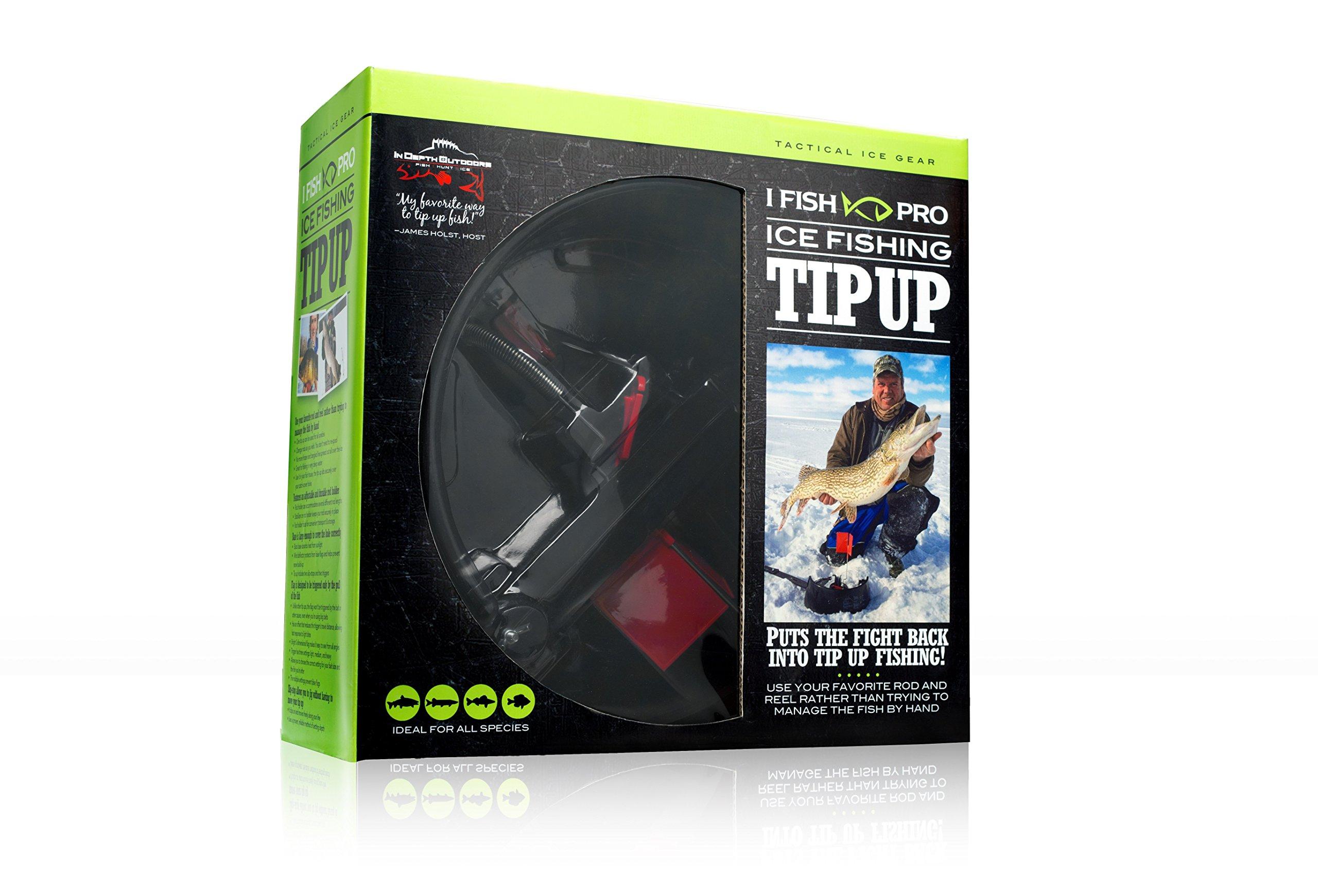 I Fish Pro I Fish Pro Tip Up IFPTU-1 by IFISH PRO