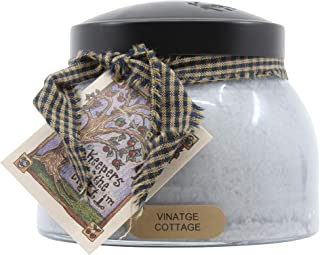 product image for A Cheerful Giver Vintage Cottage 22 oz Mama Jar Candle, Purple