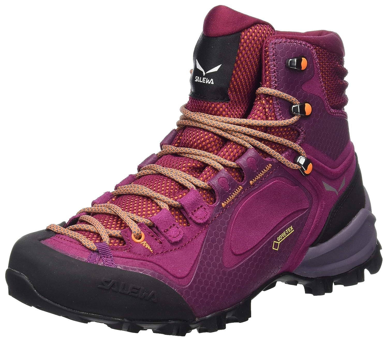 110bb61d8cf Salewa Women's Ws Alpenviolet Mid GTX High Rise Hiking Boots: Amazon ...