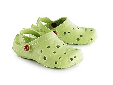 a83cb87a970eb Sabot Plastique Enfant, Schuzz Vert Clair  Amazon.co.uk  Shoes   Bags