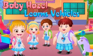 Baby Hazel Learns Vehicles from Axis entertainment limited