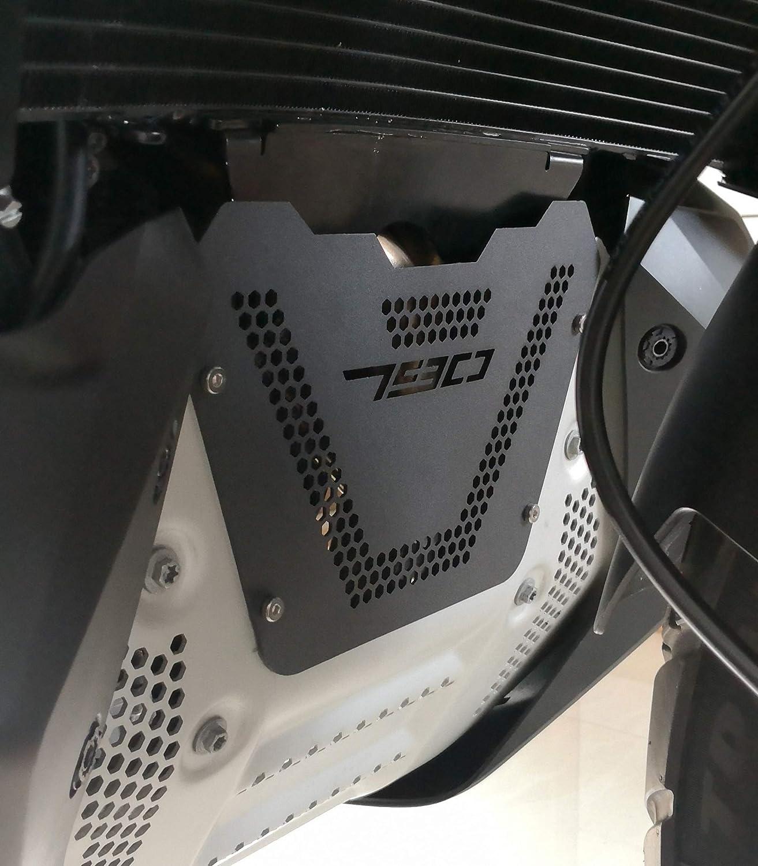 Tapa del Filtro de Aceite del Motor para KTM 790 Adventure R S 2019 Naranja-B