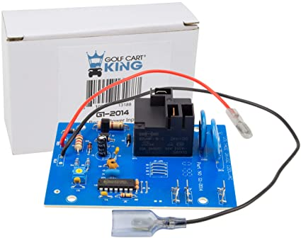EZGO Golf Cart Powerwise Charger Board Control Input