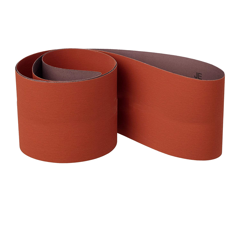 3M 48938-case Cloth Belt 707E 2 x 90 Pack of 50 2 x 90 3M Casepack Ordering P100 JE-Weight Ceramic Orange