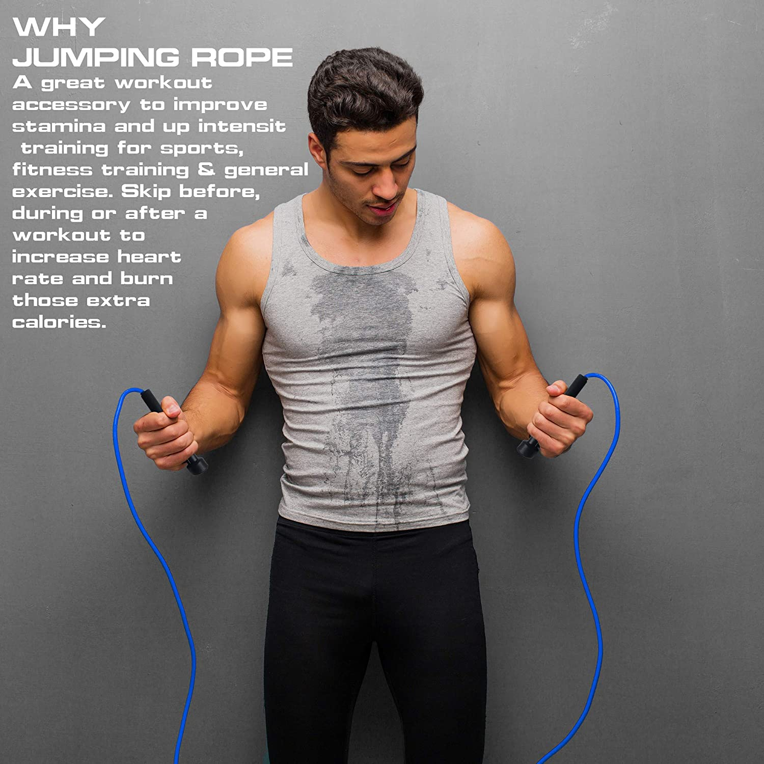 MMA and so on. Boxing speed jumping rope with non slip handle APPSOLS Skipping rope Tangle-free Adjustable Rope and Rapid Ball Bearings for Fitness Fat Burning Exercises Crossfit