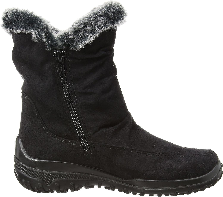 Gabor Shoes 96.732.87 Damen Warm gefütterte Schneestiefel