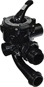 Hayward SPX0710X32 Side Mount Valve Replacement for Hayward Multiport and Sand Filter Valves