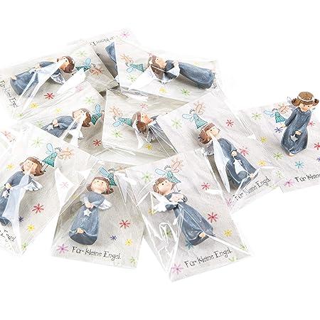 Logbuch-Verlag - Figuras de ángeles pequeñas, Regalos para ...