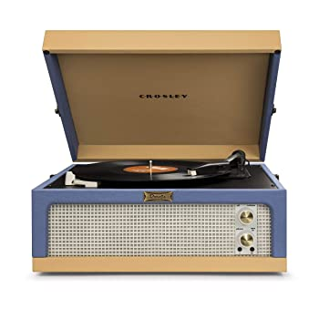 Crosley CR6234A-BT Dansette Junior Portable Turntable