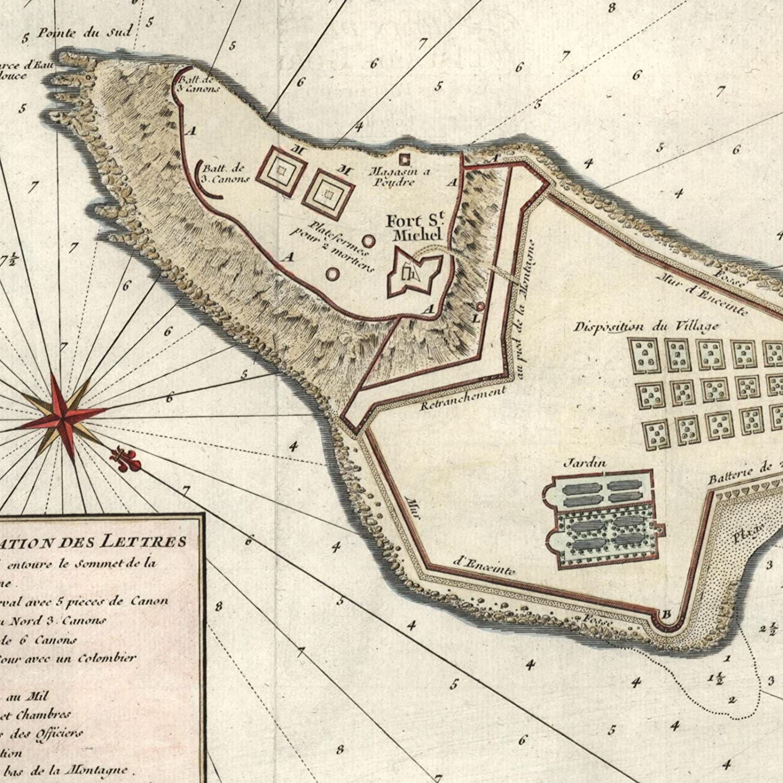 Amazon.com: Goree Island Dakar Senegal West Africa slaves slave