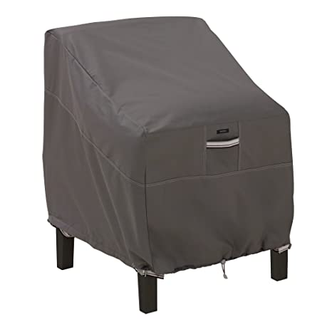 amazon patio furniture covers. Classic Accessories Ravenna Patio Lounge Chair Cover - Premium Outdoor Furniture With Durable And Water Amazon Covers O