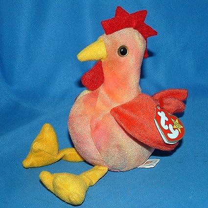 Amazon.com  Ty Beanie Baby Strut - MWMT (Bird Strut 1996) by tkeeper ... 7ec0e14f81a