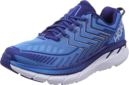 HOKA ONE ONE Clifton 4 Running Shoes Review