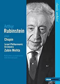 Arthur Rubinstein – Chopin Conversation