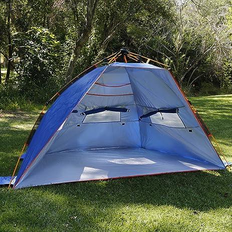Qwest Premium Half-Dome Easy Instant Pop Up Park u0026 Beach 2-Person Sun & Amazon.com: Qwest Premium Half-Dome Easy Instant Pop Up Park ...