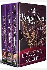 The Royal Vow Box Set: Books 1-3 Kindle Edition