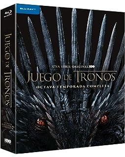 Juego De Tronos Temporada 1-8 Blu-Ray Colección Completa - Edicion ...