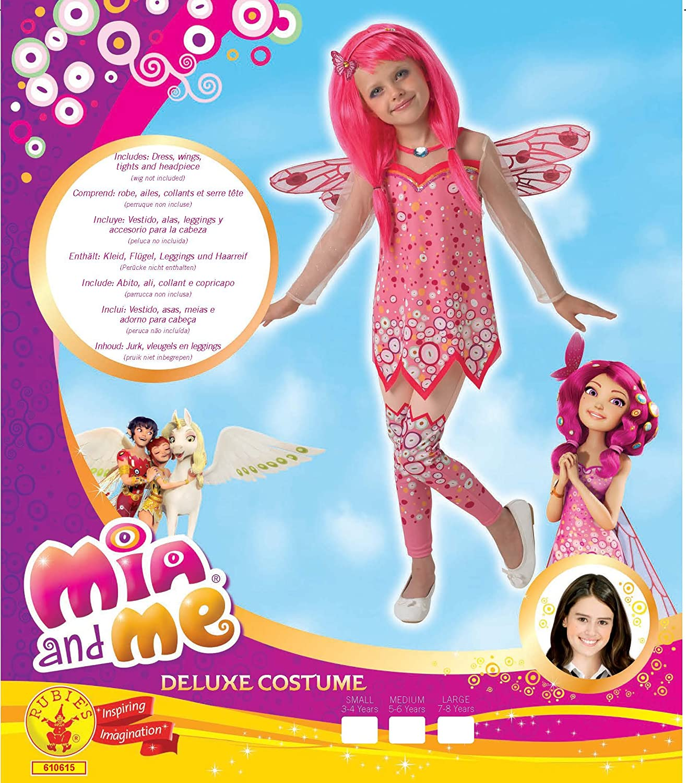 Small Rubies Costume Mia and Me Deluxe Mia Child Costume