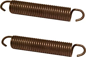 "3"" Replacement Helical Sofa/Chair/Recliner Furniture Seat Springs - Set of 2"