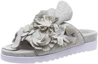 Call It Spring EU Damen Gwelaria Slip on Sneaker, Grau (Vintage Indigo), 41 EU