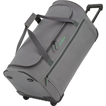Reisetasche Basics Trolley Reisetasche L Schwarz (98 Liter) Travelite m4R88yBs
